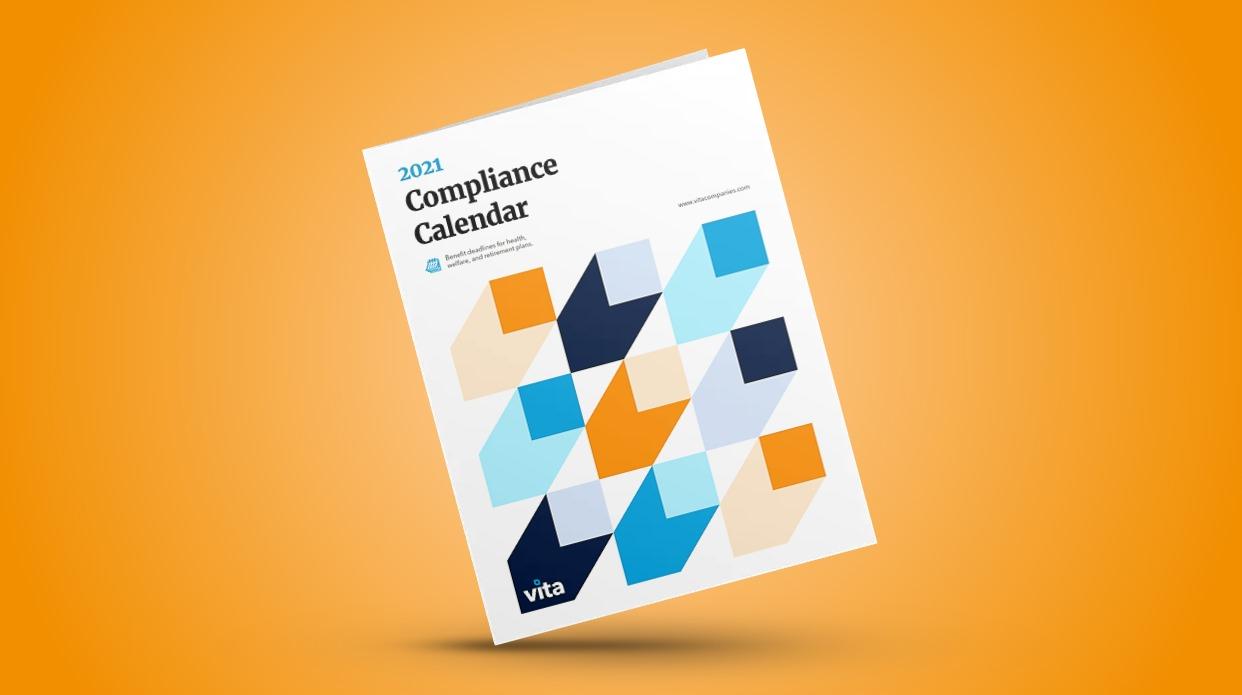 The 2021 Compliance Calendar