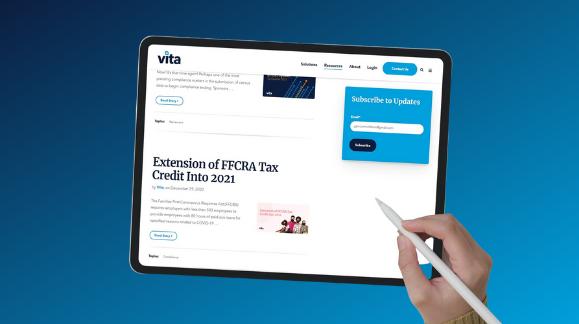 The Vita Blog